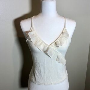 New Beautiful off white cami